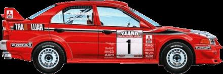 Rally Car A