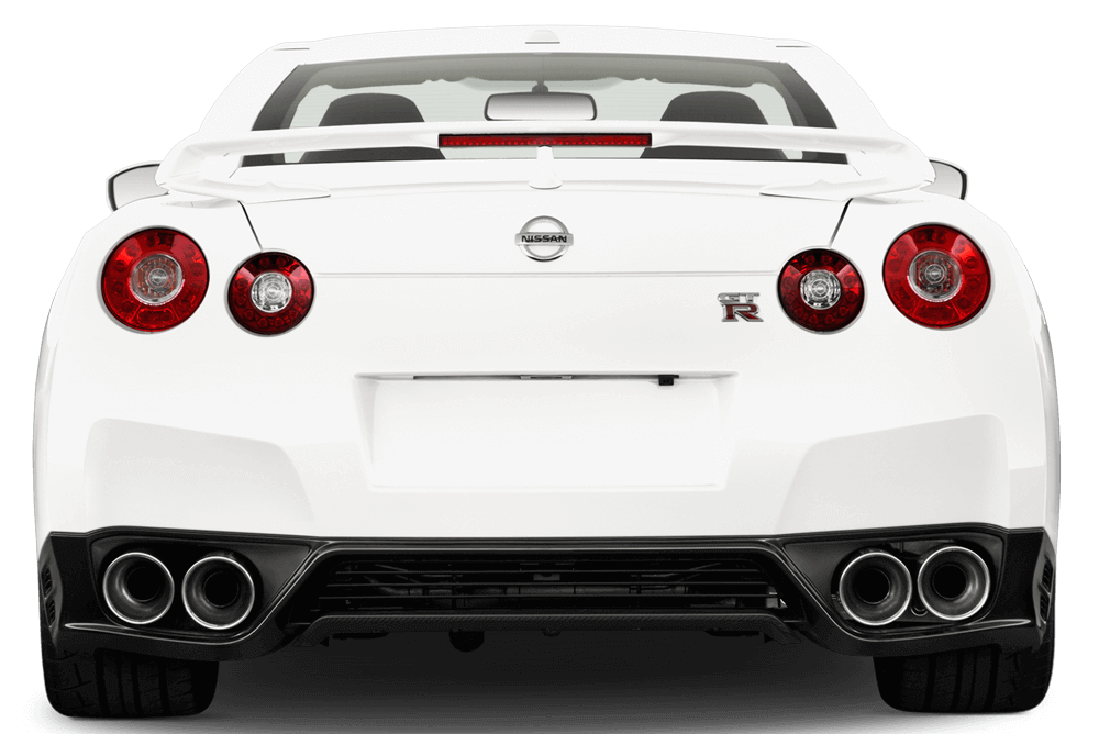 Adaptive Nissan GTR Back