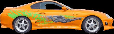 Junior Toyota Supra