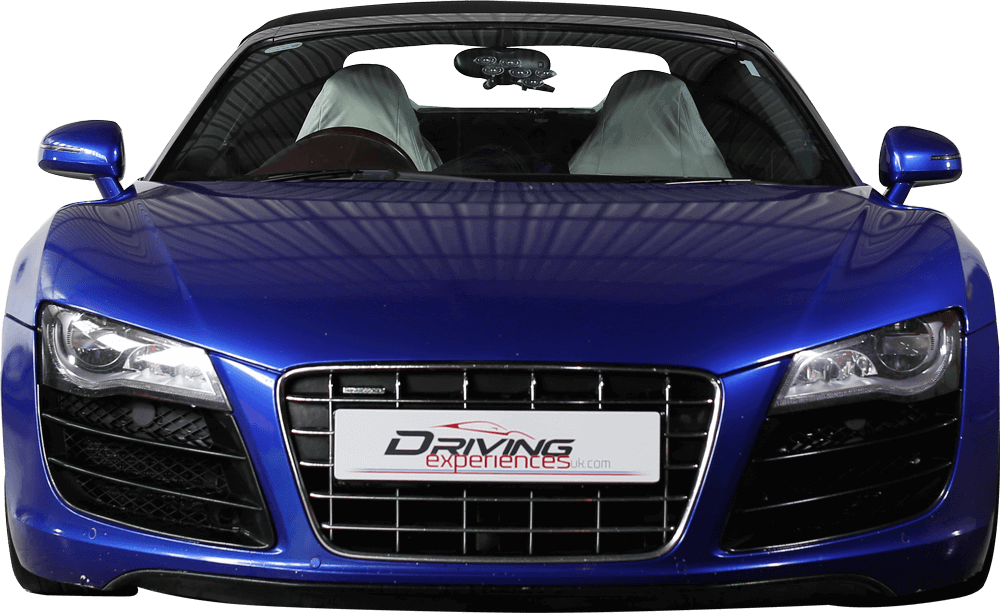 Adaptive Audi R8 Front