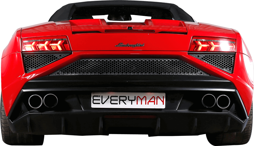 Lamborghini  Back