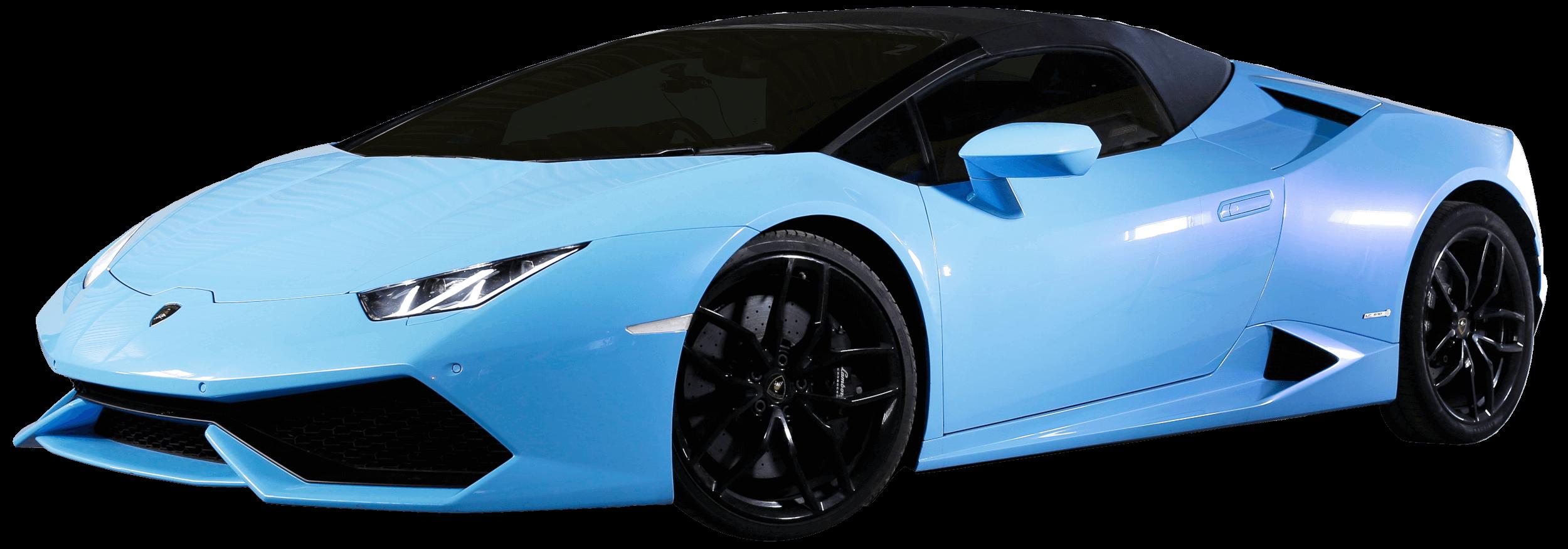 Lamborghini Huracan Back