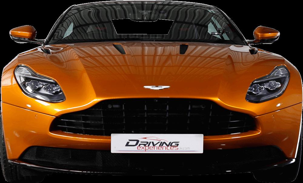 Aston Martin DB11 Front