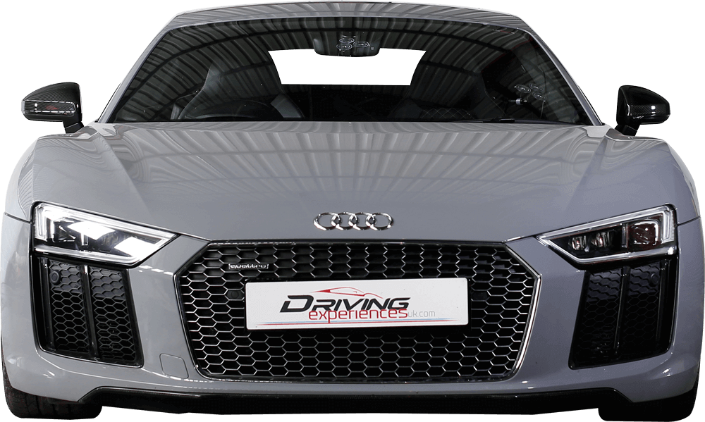 Audi R8 V10+  Front