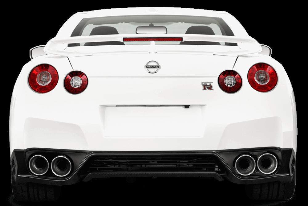 Nissan GTR  Back