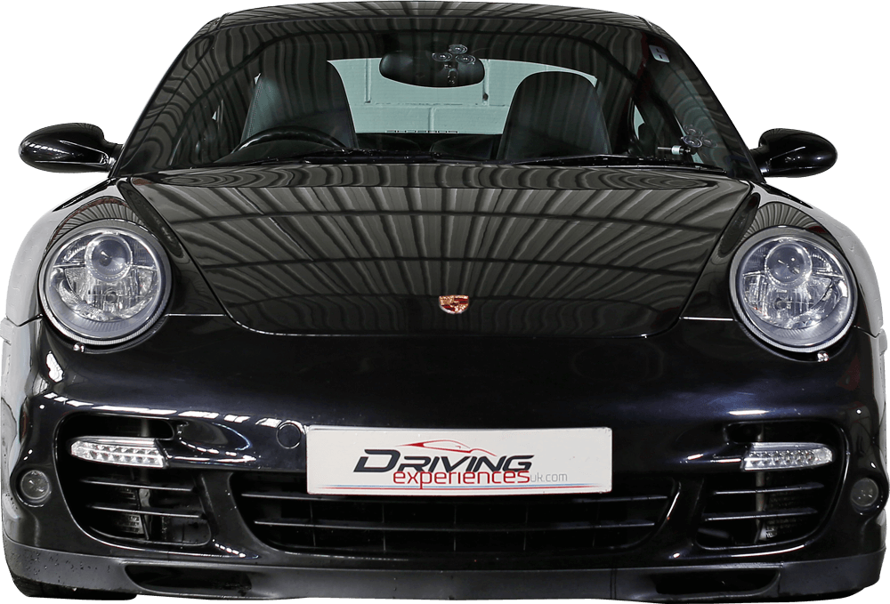 Porsche 997 Turbo  Front
