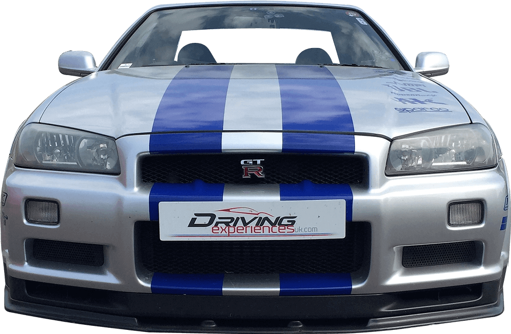 2 Fast 2 Furious R34 Skyline Front