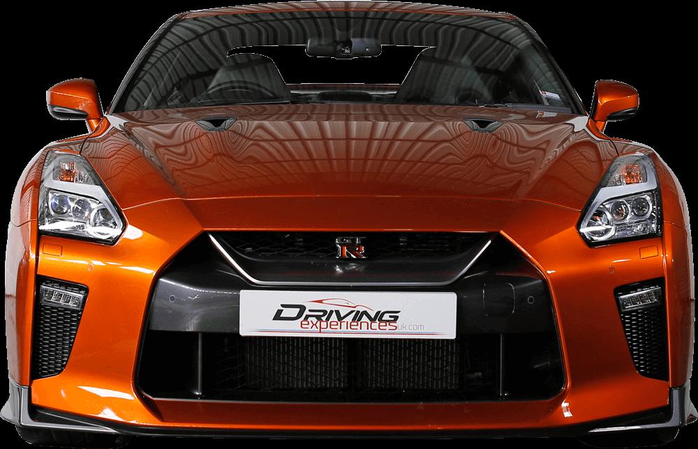 Nissan GTR Gen 3  Front