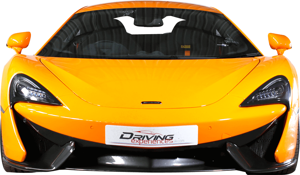 McLaren 570s Front