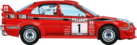 Rally Car B
