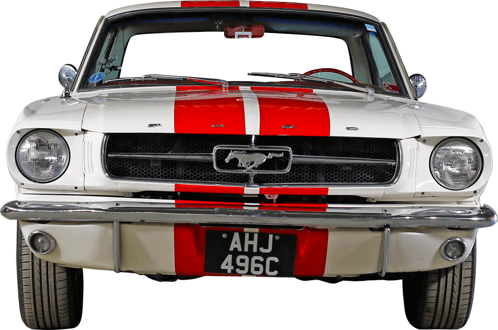Mustang GT350  Front