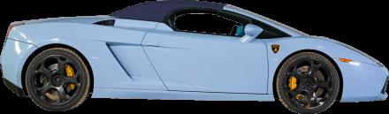 Adaptive Lamborghini