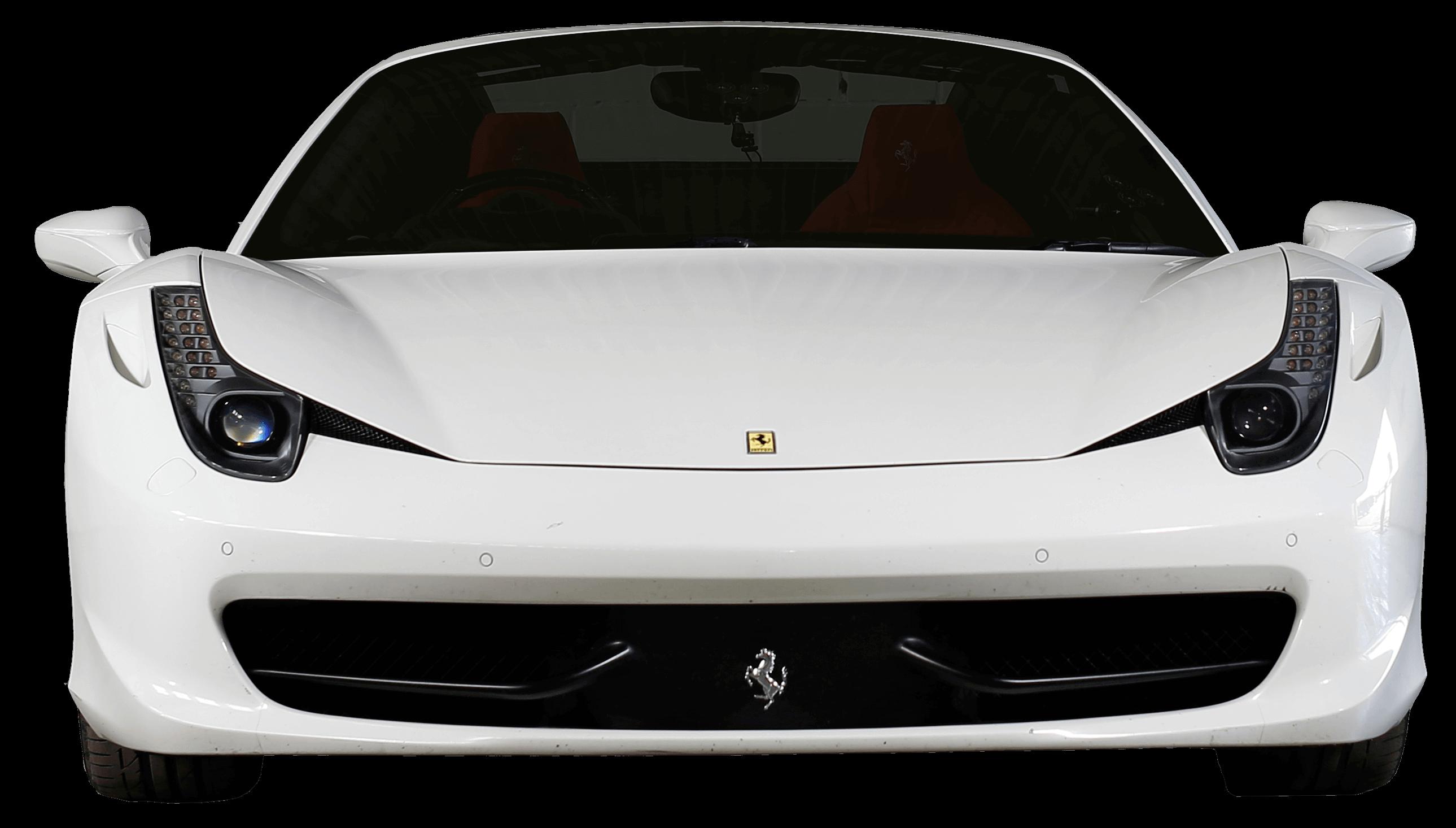 Ferrari 458  Front