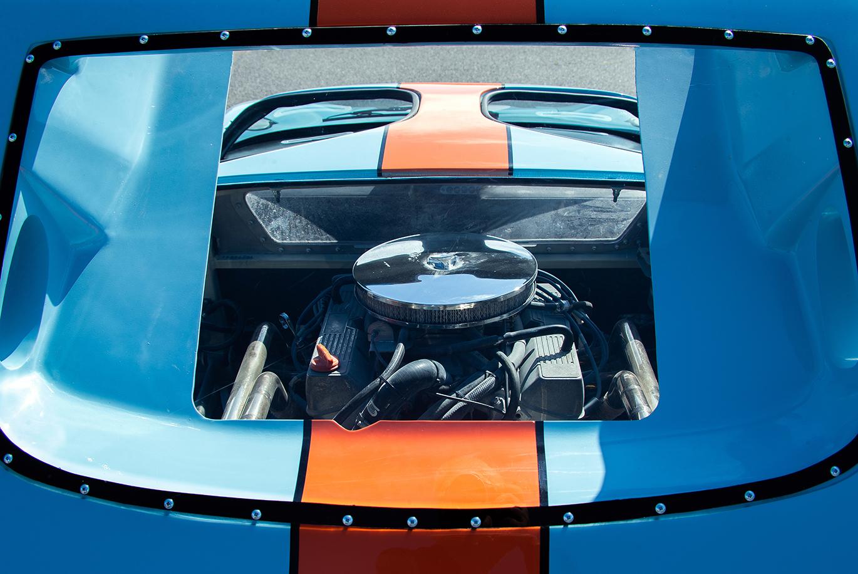 Ford GT40 Back