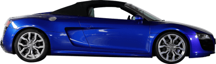 Adaptive Audi R8