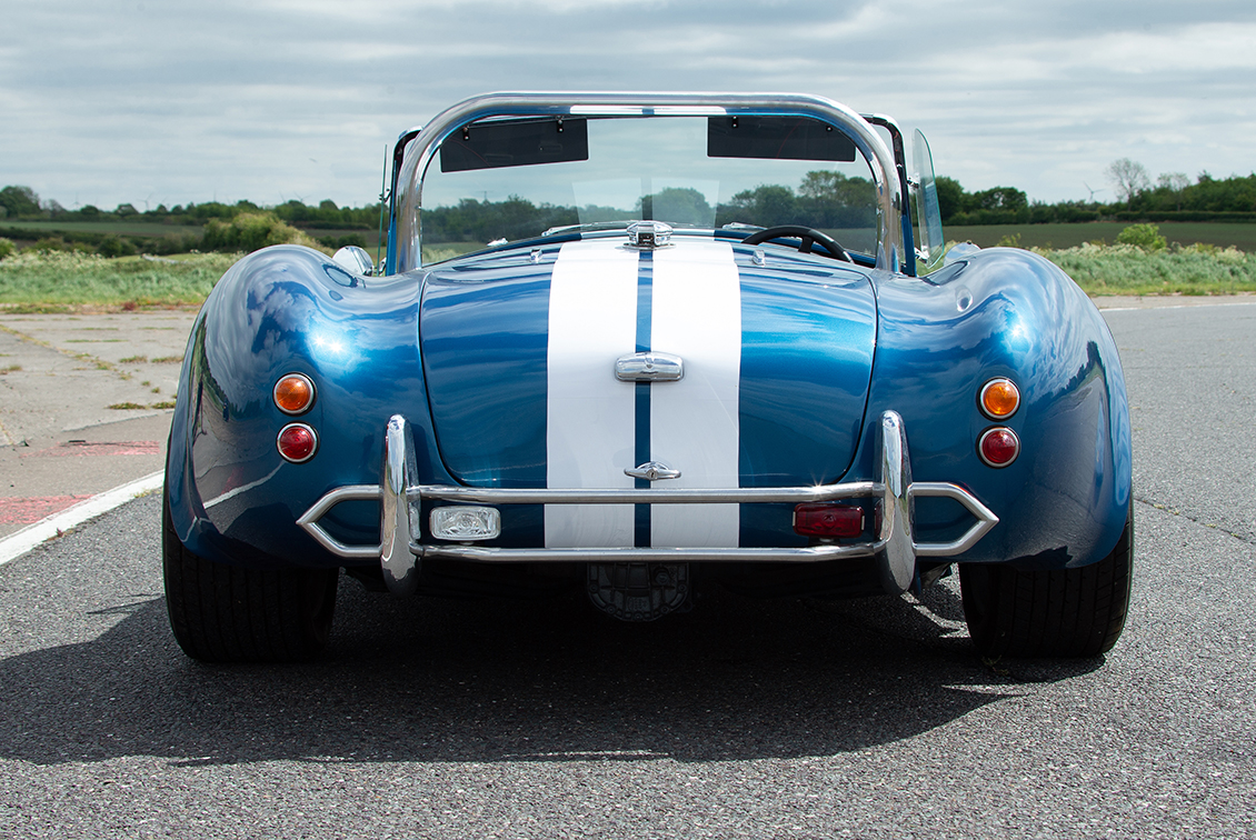Shelby Cobra Back
