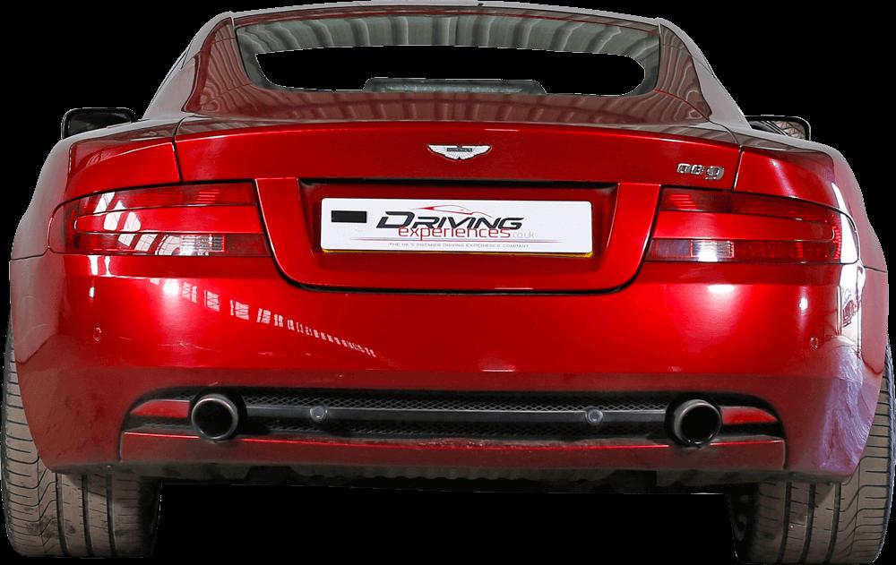 Adaptive Aston Martin Back