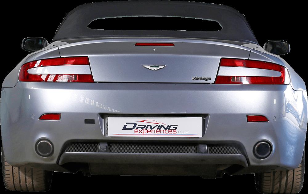 Aston Martin  Back