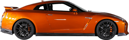 Nissan GTR Gen 3